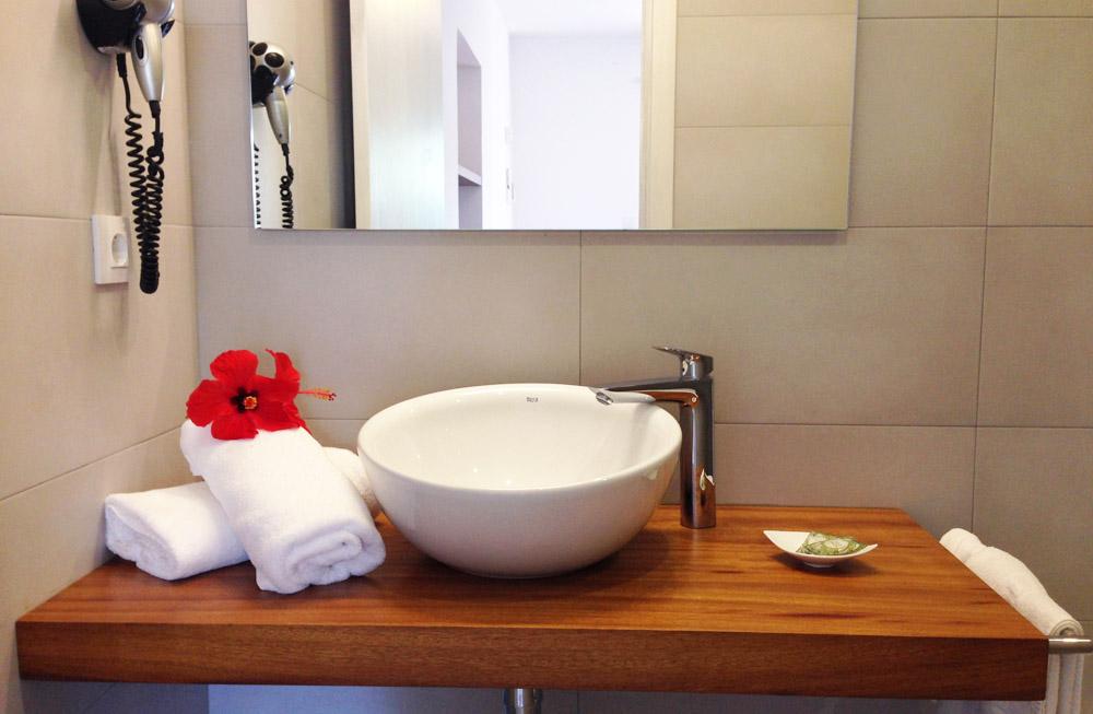 Baño totalmente reformado y equipado