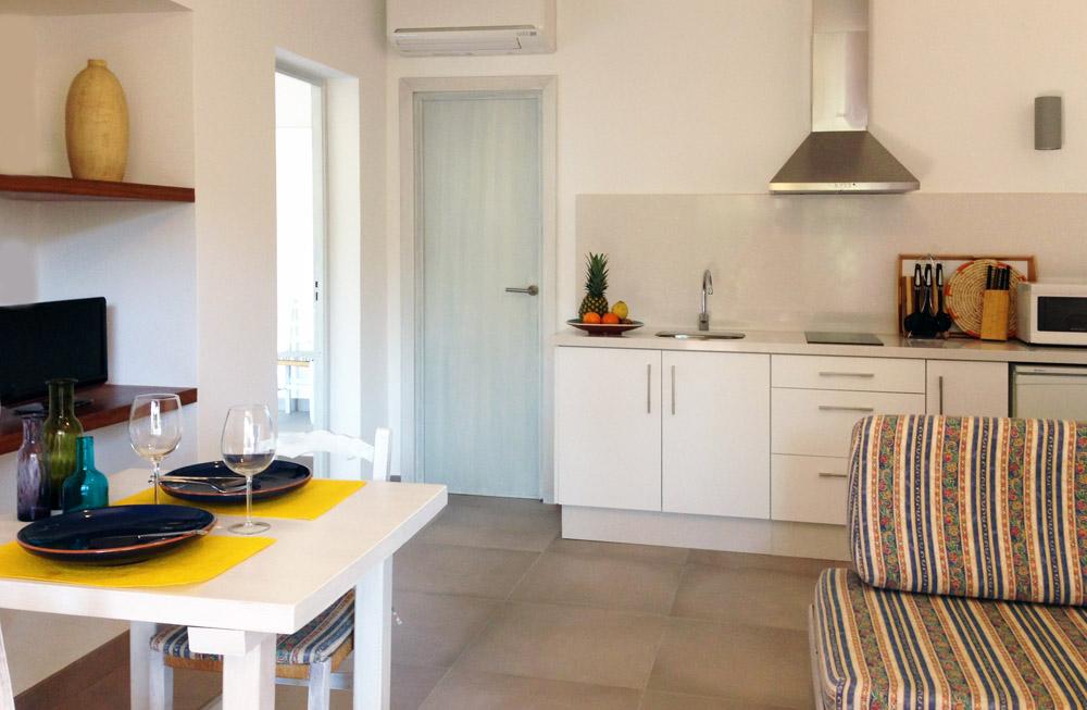 Blaumar Apartamentos con cocina