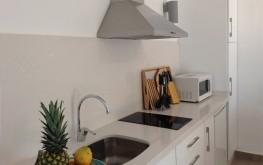 Apartament reformat de lloguer Blaumar Formentera - cuina