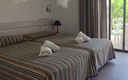 Apartament reformat de lloguer Blaumar Formentera - habitacio
