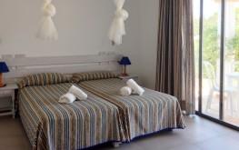 Apartament reformat de lloguer Blaumar Formentera - habitacio doble