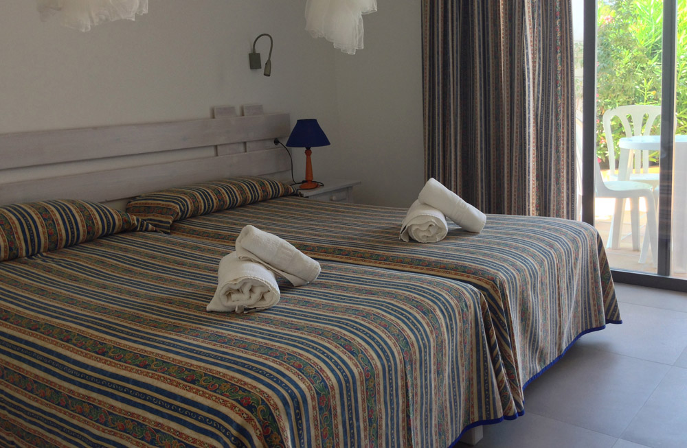 Blaumar, apartamento para cuatro personas